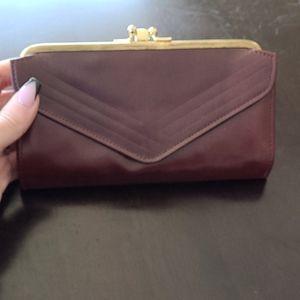 Vintage princess Gardner wallet